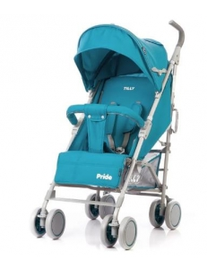Фото Прогулочная коляска Baby Tilly Pride T-1412 Blue