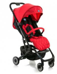 Фото Прогулочная коляска Mioobaby Surf Red-Black