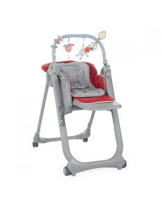 Фото Стульчик Chicco Polly Magic Relax red