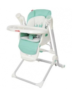 Стульчик-качели Carrello Triumph CRL-10302 Turquoise/Mint Green