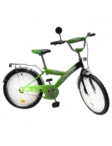 """Фото Велосипед Tilly Explorer 20"""" Green/Silver (T-22013)"""
