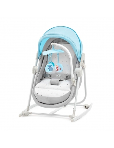 Фото Шезлонг-качалка 5 в 1 Kinderkraft Unimo Light Blue (KKBUNIMLIBL000)