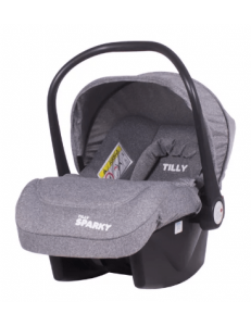 Фото Автокресло Tilly Sparky T-511/1 Grey