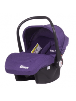 Автокресло Tilly Sparky T-511/1 Purple