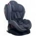 Автокресло Bertoni ARTHUR ISOFIX (0-25кг) (grey leather)