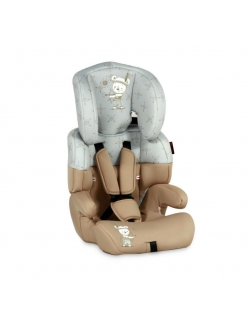 Автокресло Bertoni JUNIOR (9-36кг) (beige/grey indian bear)
