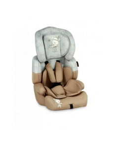 Фото Автокресло Bertoni JUNIOR+ (9-36кг) (beige&grey indian bear)
