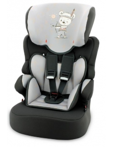 Фото Автокресло Bertoni X-DRIVE+ (9-36кг) (grey indian bear)
