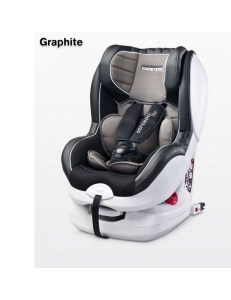 Фото Автокресло Caretero Defender+ Isofix (0-18кг) - graphite