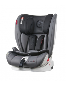 Фото Автокресло Coletto Tessa Isofix 9-36 grey