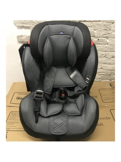 Автокресло El Camino Bastion Isofix Dark Grey (ME 1057)