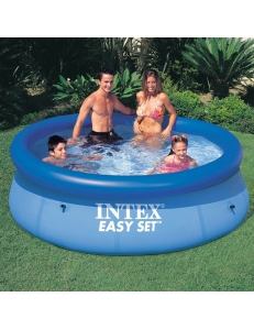 Фото Семейный бассейн Intex 28110 Easy Set 244x76 см