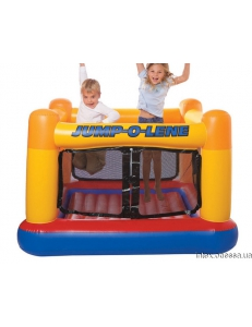 Фото Батут Intex Jump-o-Lene Playhouse 48260