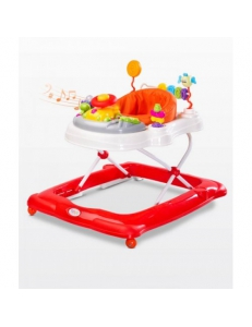 Фото Ходунки Caretero Stepp red