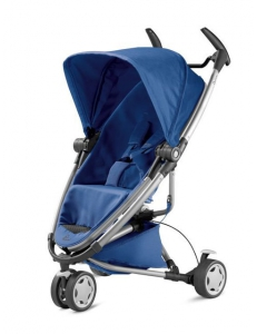 Фото Прогулочная коляска Quinny ZappXtra 2.0 Blue Bace