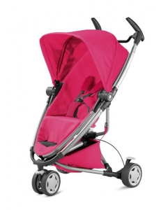 Фото Прогулочная коляска Quinny ZappXtra 2.0 Pink Passion
