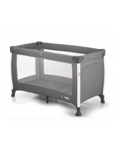Фото Манеж Carrello Polo CRL-11601 Silver Grey