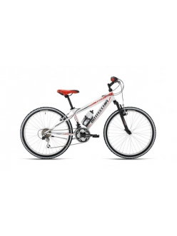 Велосипед BOTTECCHIA 24 MTB 18 S BOY белый